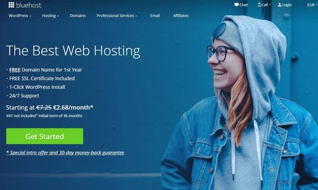 Bluehost Review – pros and cons you need to know